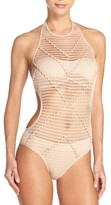Kenneth Cole New York Women's Wrapped In Love One-Piece Swimsuit