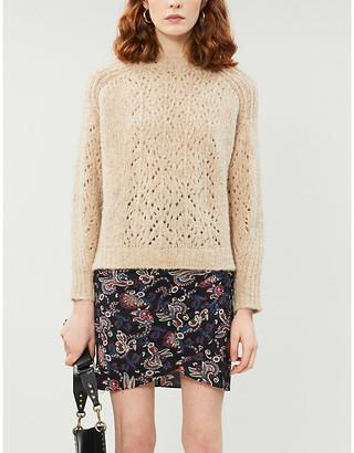 BA&SH Balmy knitted jumper