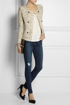 Isabel Marant Laure woven wool-blend jacket