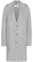Acne Studios Landi wool and cashmere coat