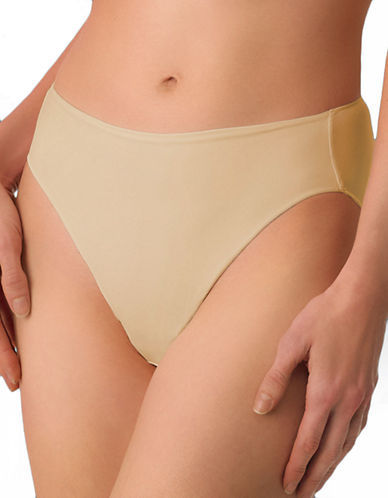 Jockey No Panty Line Promise Luxe Hi Cut Panties