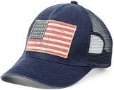 Denim & Supply Ralph Lauren Men's American Flag Patched Cap