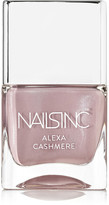Nails Inc Nail Polish - Alexa Cashmere