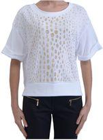MICHAEL Michael Kors Short Sleeve Sweatshirt