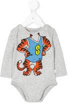 Stella McCartney Binky Tiger print bodysuit