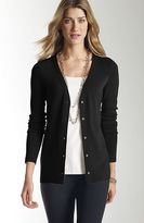 J. Jill Easy layering cardigan