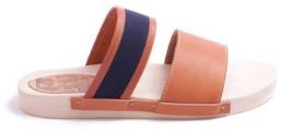 Rosa Mosa - Mala Unisex Sandal - SIZE 39 - Brown/Wood