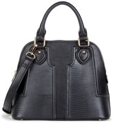 Sole Society Marcy structured dome satchel