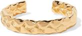 Jennifer Fisher Medium Braid gold-plated cuff