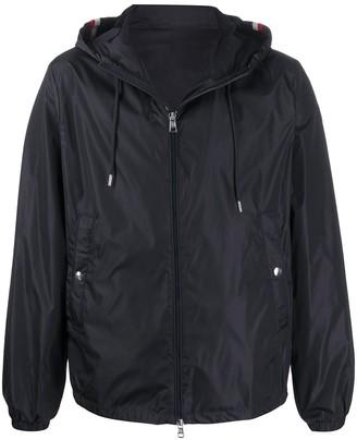 Moncler Striped Details Lightweight Jacket