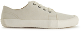 Ymc Lace Up Trainers Cream