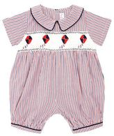Rachel Riley Stripe Kite Smock Playsuit
