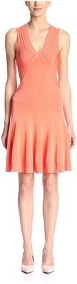 Christian Siriano Women's Knit Circle Dress