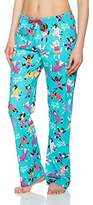 Hatley Little Blue House by Women's Printed Pants Pyjama Bottoms, NA