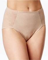 Bali Ultra-Light Firm Control Sheer Lace Brief 6554