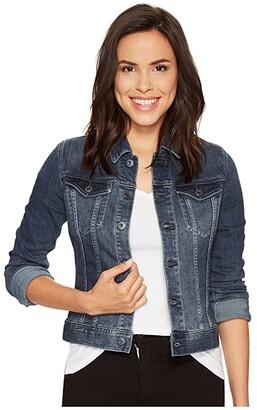 AG Jeans Robyn Jacket (Blue Cove) Women's Coat