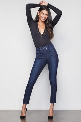 Ga Sale Good Legs Crop - Blue269