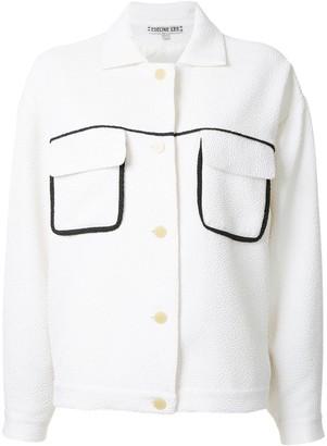 Edeline Lee Gabo pocketed jacket