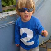 Snuglo 2nd Birthday T Shirt, Toddler Birthday T Shirt