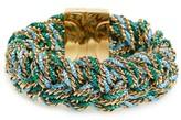 Tory Burch Women's Gemini Nantucket Link Bracelet
