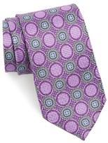 Nordstrom Men's Medallion Silk Tie