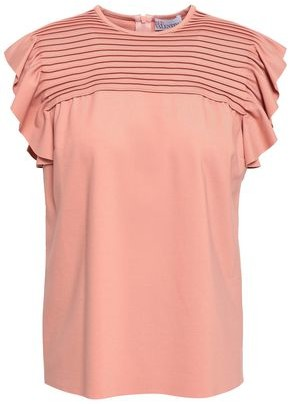 RED Valentino Stretch-knit Top