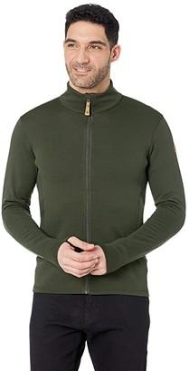 Fjallraven Keb Wool Sweater (Storm) Men's Sweater