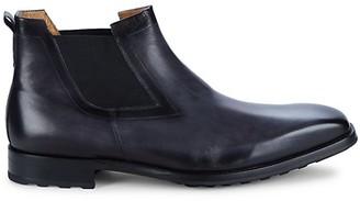 Mezlan Omar Leather Chelsea Boots