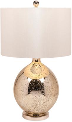 IMAX Avignon Mercury Glass Table Lamp