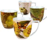 Waechtersbach Nature Mugs (Set of 4)