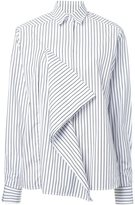 Each X Other ruffle striped shirt
