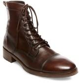 Steve Madden Men's X Gq Ted Cap Toe Boot