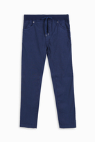 120% Lino Tapered Linen Trousers