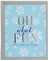 Paper Magic 12ct Oh What Fun Holiday Boxed Cards