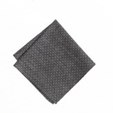 J.Crew Boys' chambray pocket square in pindot