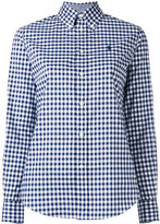 Polo Ralph Lauren checked button-down shirt - women - Cotton - 2