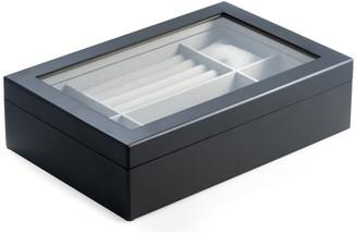Bey-Berk Bey Berk Wood Valet Box