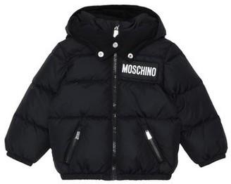 MOSCHINO BAMBINO Down jacket