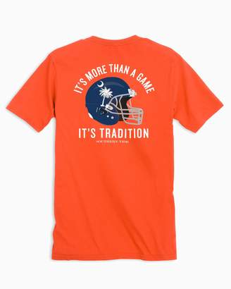 Southern Tide Clemson Tigers Traditions Short Sleeve T-Shirt