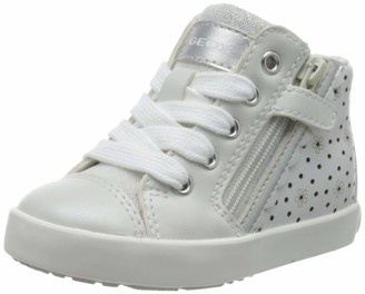 Geox Baby Girls' B Kilwi B Low-Top Sneakers