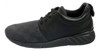 Louis Vuitton Fastlane Black Cloth Trainers