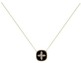 Pascale Monvoisin Bowie Necklace Black Diamond