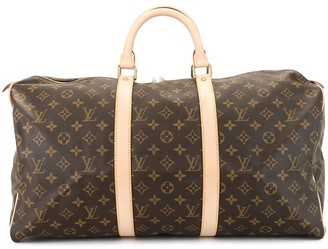 Louis Vuitton 2004 pre-owned Keepall 50 travel bag