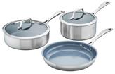 Zwilling J.A. Henckels Spirit Stainless Steel Nonstick Cookware Set (3 PC)