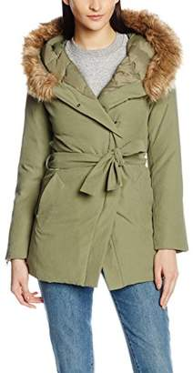 Benetton Women's 2KN553395 Jacket,(Size:46)