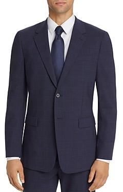 Theory Chambers Longford Tonal Glen Plaid Slim Fit Suit Jacket