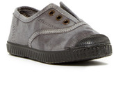 Cienta Lace-Less Faux Fur Lined Sneaker (Toddler & Little Kid)