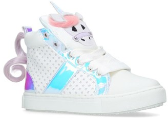 Miss KG Mini Magical High-Top Sneakers