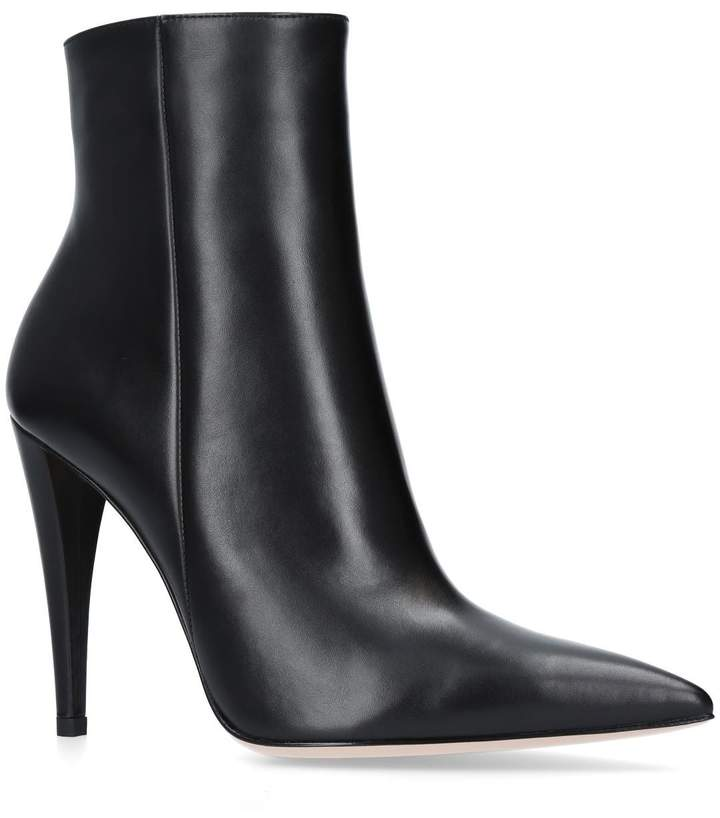 Gianvito Rossi Scarlet Boots