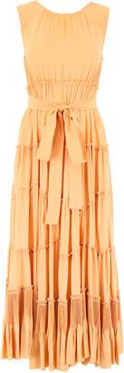 Bottega Veneta Ruffled Dress